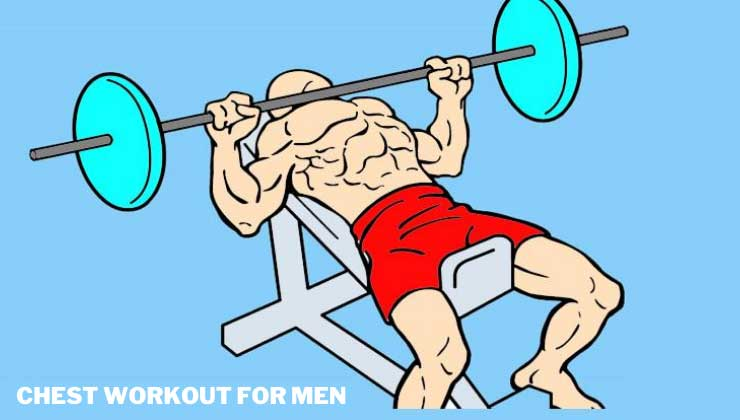 Chest Workout For Men in Hindi
