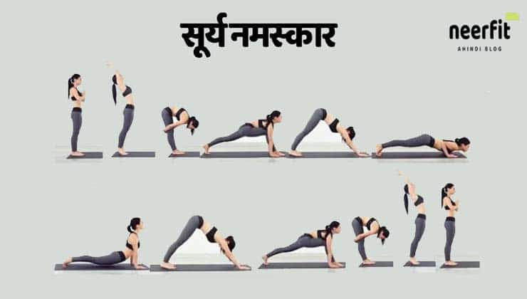 Surya Namaskar in Hindi
