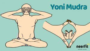 Yoni Mudra in Hindi