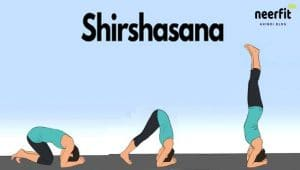 Shirshasana (शीर्षासन)