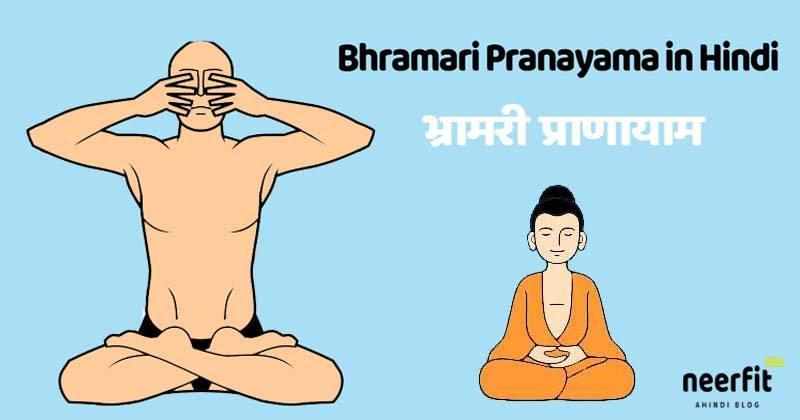 भ्रामरी प्राणायाम करने का तरीका, फायदे और सावधानियां (Bhramari Pranayama in Hindi)