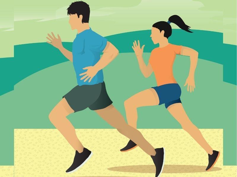 रनिंग (Running)