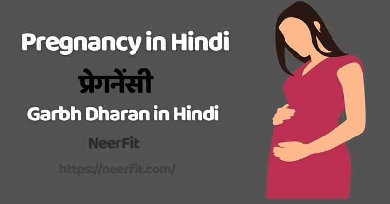 Pregnancy in Hindi