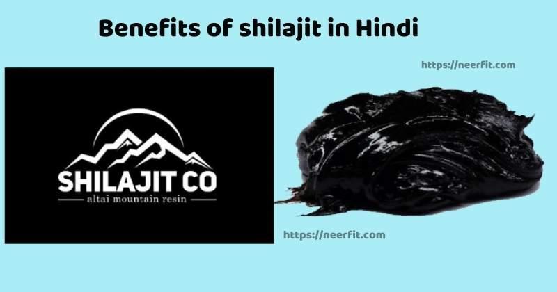 benefits of shilajit in hindi